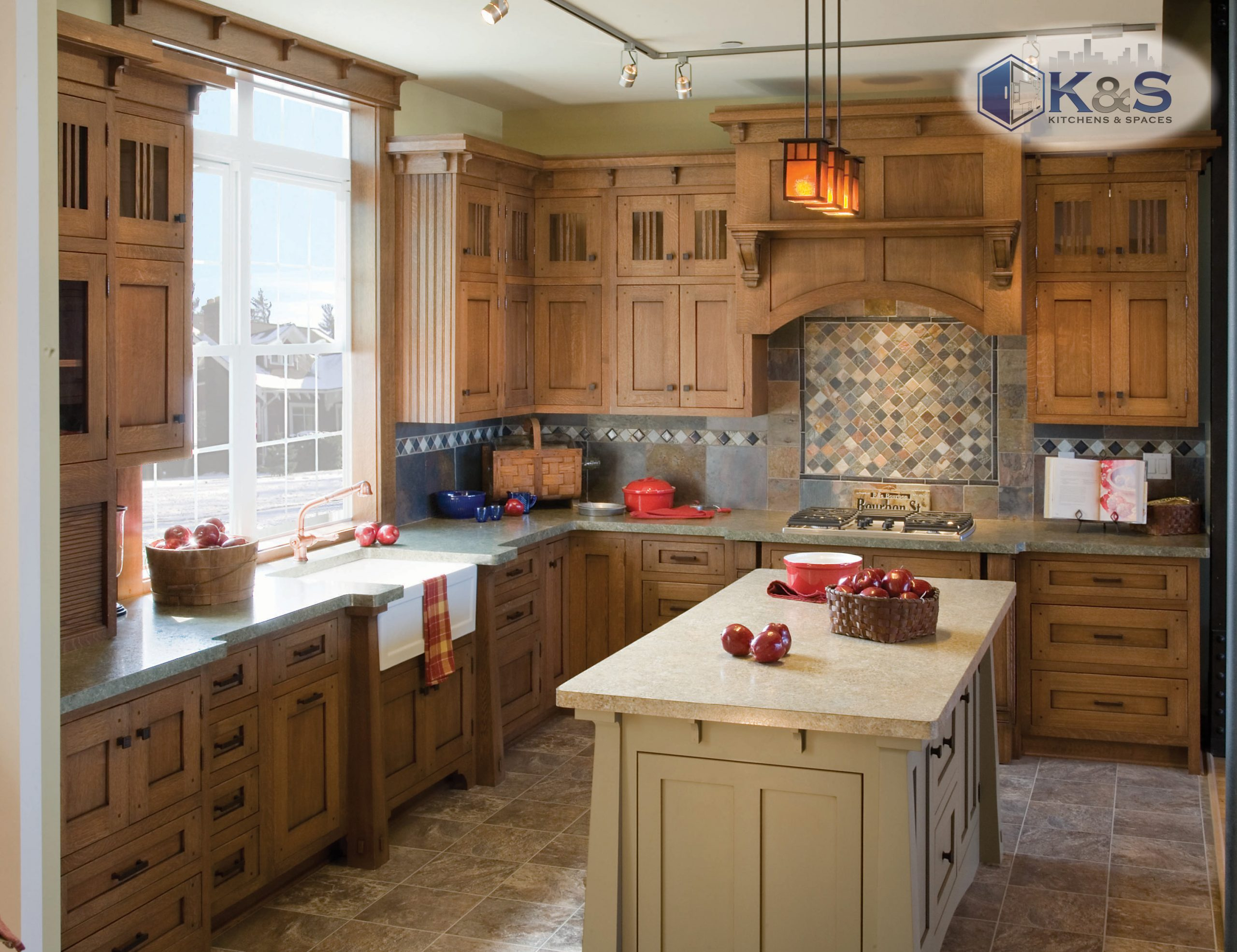 Clarendon Hills kitchen remodel