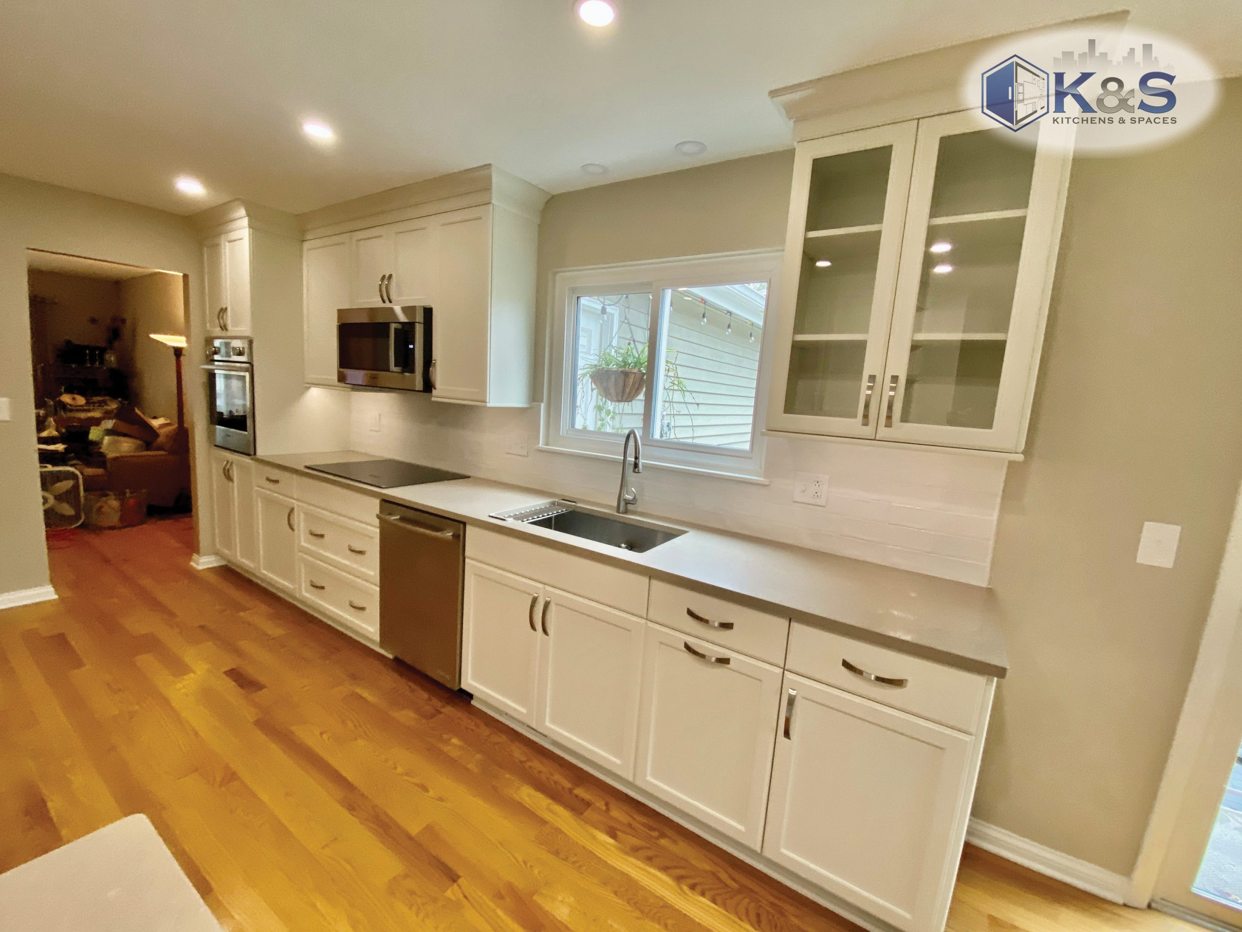 Woodridge IL kitchen remodeling project