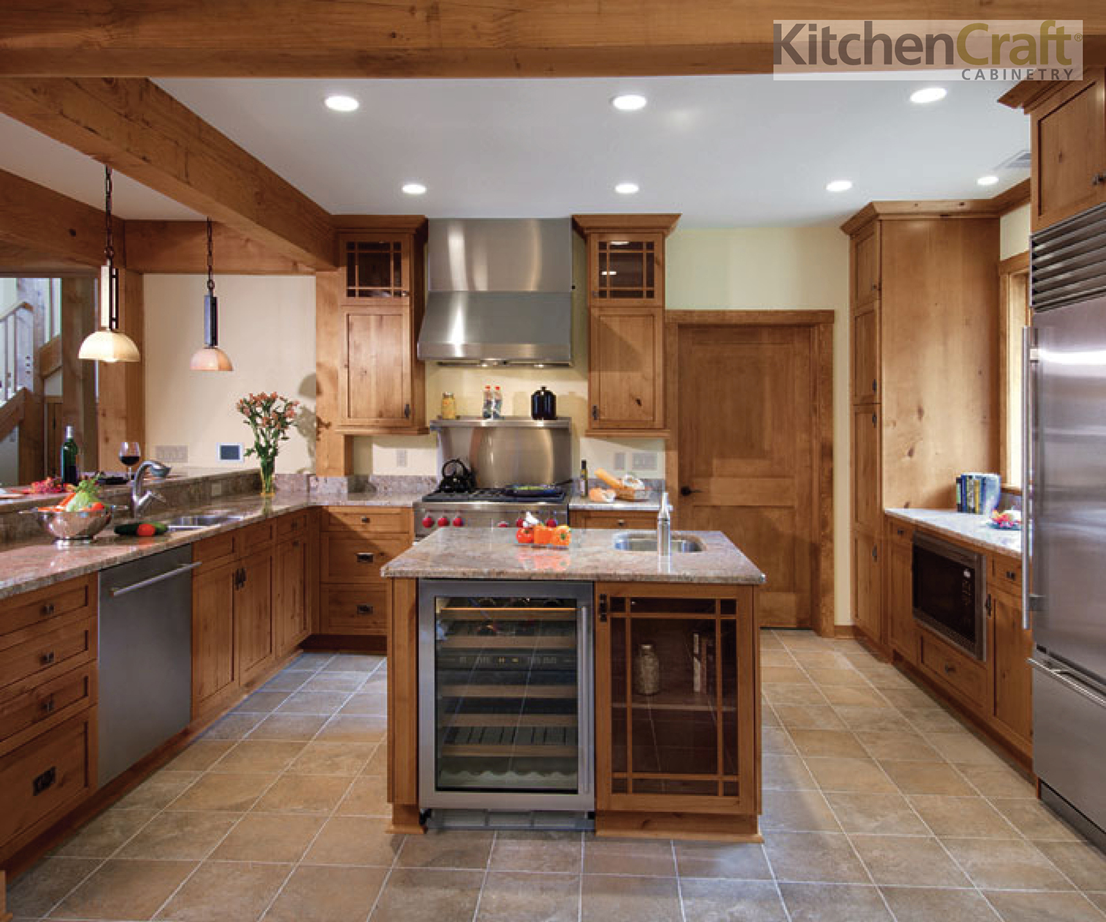 Example of kitchen remodeling design